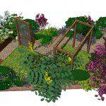 Hertfordshire Garden Design: Stanmore