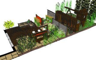 London Garden Design, Harrow