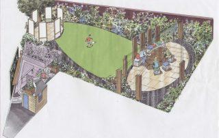 Garden Design Kent Perspective Visual