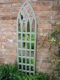 Garden Mirror - Gothic Style