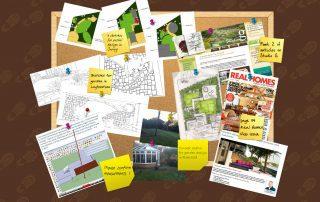 London Garden Design Diary week3 2012
