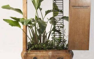 Garden Design Ideas - Kevin Hunt Cabinet