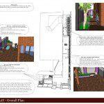 Garden Design Romania - bar area
