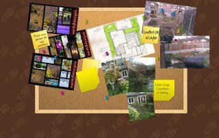 London Garden Design Company diary