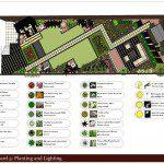 Japanese Planting scheme