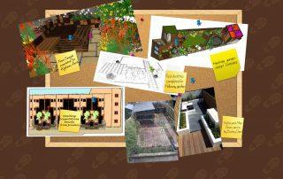 London Garden Design Diary week 33
