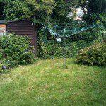 East London Garden before
