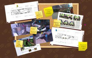 Lonodn Garden Designers Diary