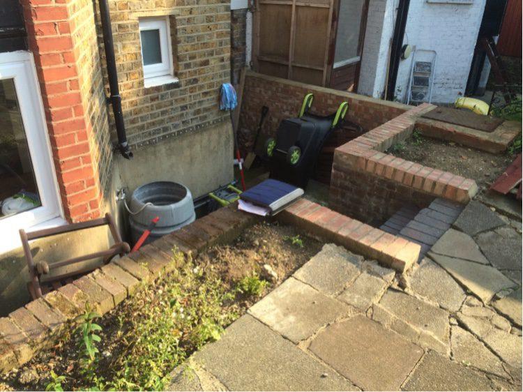 Lewisham garden design needed