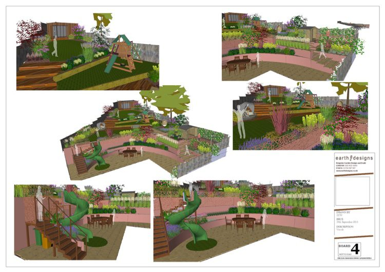 visualisations help the client to understand the space