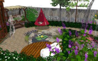 garden design rayleigh