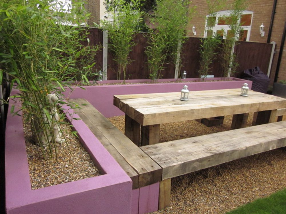 inbuilt-seating-Contemporary-Landscape-design-in-Wanstead-London1