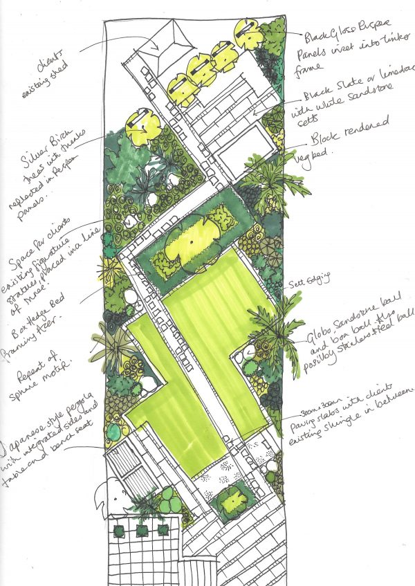 garden design build london essex