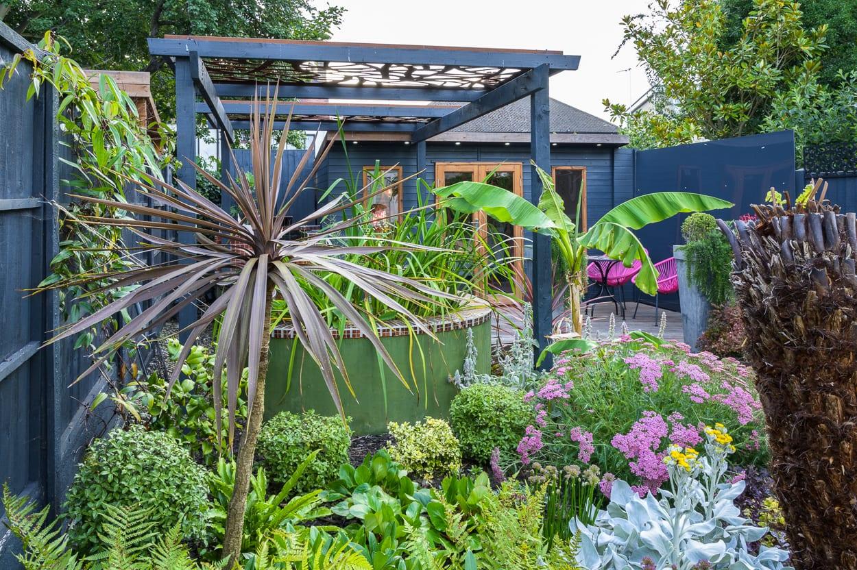 foliage planting John & Ant - Essex Urban Garden Design