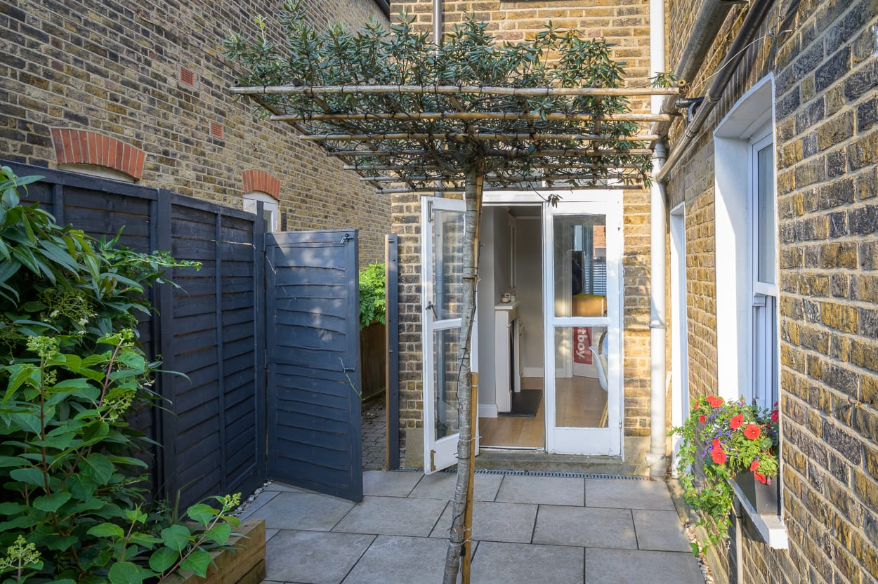 side return ED287 - Stylish Woodford Garden Design