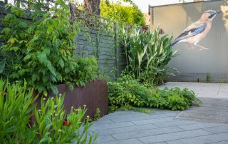 Hot Urban Garden Design in Walthamstow ED289 Walthamstow - New project