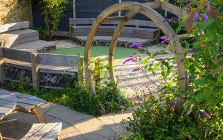School Garden Design in Wandsworth ED300 Sheringdale School - New project