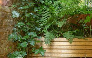 Private urban garden design in stoke Newington ED268 Stoke Newington - New project