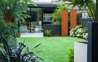 Modern retro garden in Leytonstone ED255 Stratford - New project